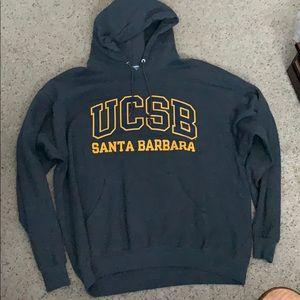 UCSB Hooded Sweatshirt